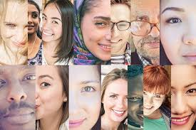 faces of color